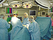 PGY-2 OB GYN operating room