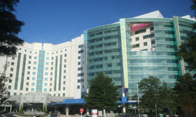 Carolinas Medical Center and Levine Children's Hospital