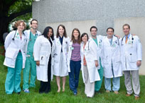 Internal Medicine Class of 2012