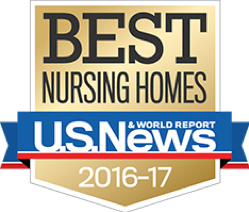 Best Nursing Homes U.S. News 2016 - 2017