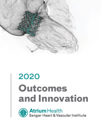 2020 Outcomes and Innovation report cover.