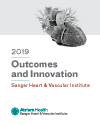 2019 Outcomes and Innovation report cover.