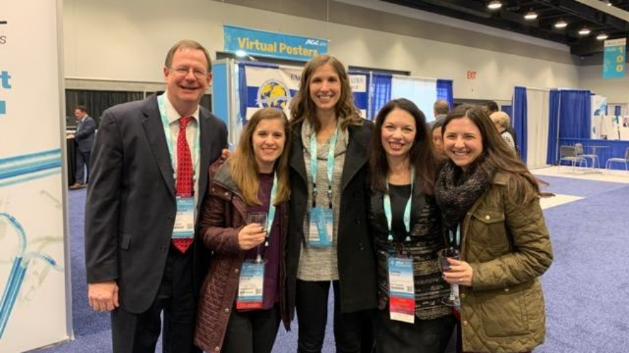Nearly 20 physicians from Atrium Health attended and took the stage to present their work at the American Association of Gynecologic Laparoscopists Conference in Vancouver, BC.