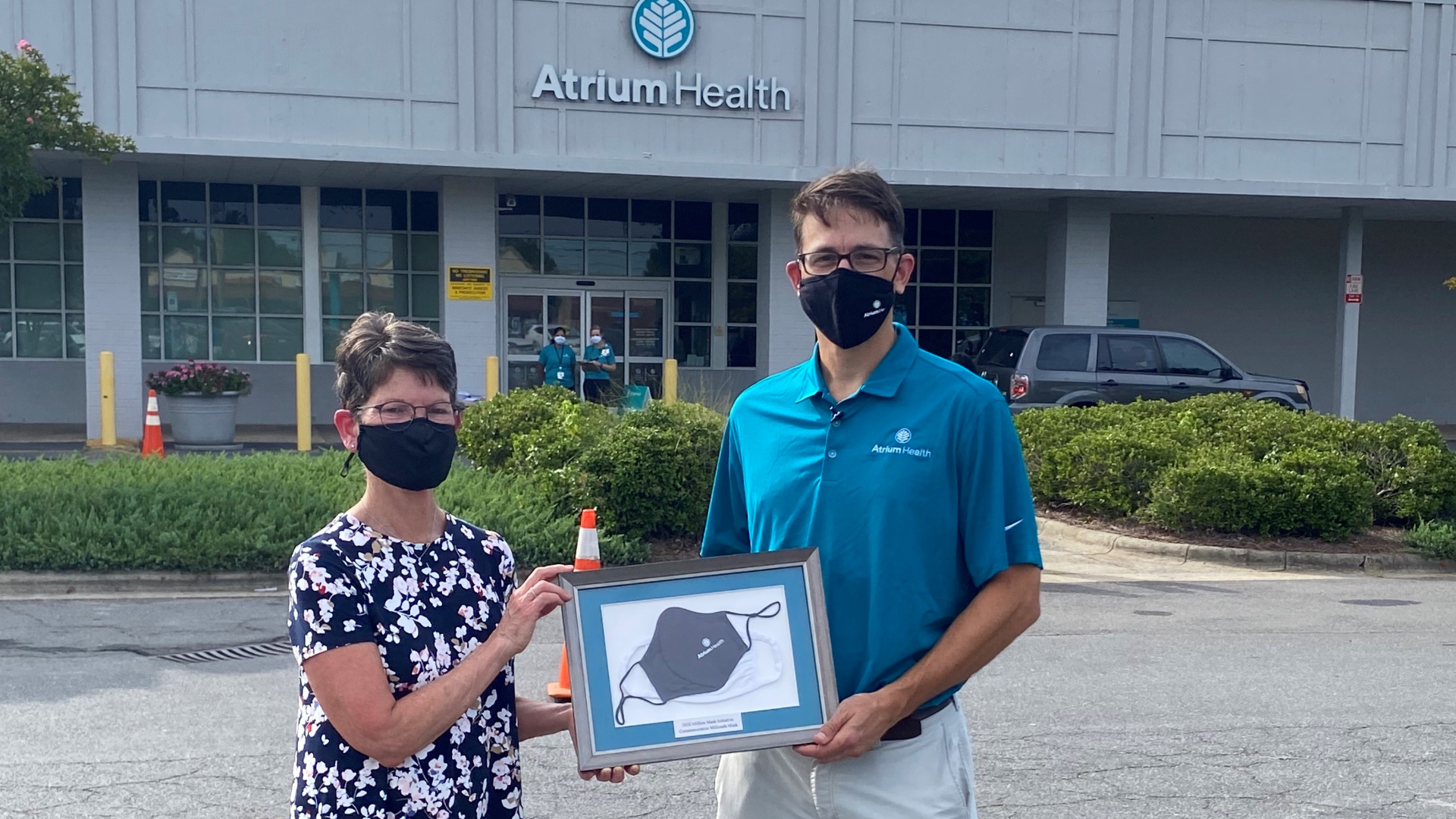 Atrium Health has passed a significant milestone in its Million Mask Initiative, announcing today it has now distributed more than 1 million free masks in the Charlotte region.