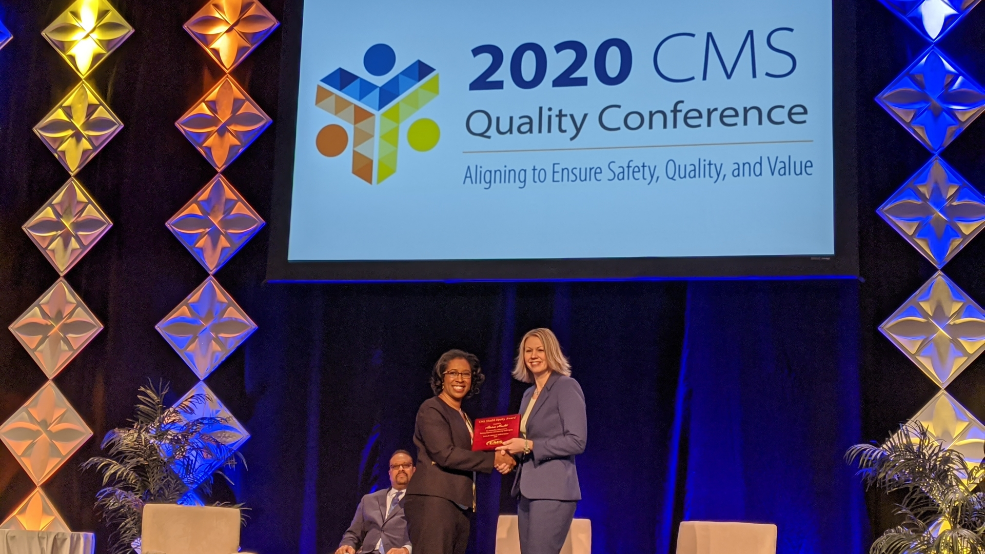 Atrium Health was recognized today by the Centers for Medicare & Medicaid Services (CMS) as a 2020 CMS Health Equity Award recipient for its dedication to health equity by reducing disparities, enabling communities to achieve the highest level of health.