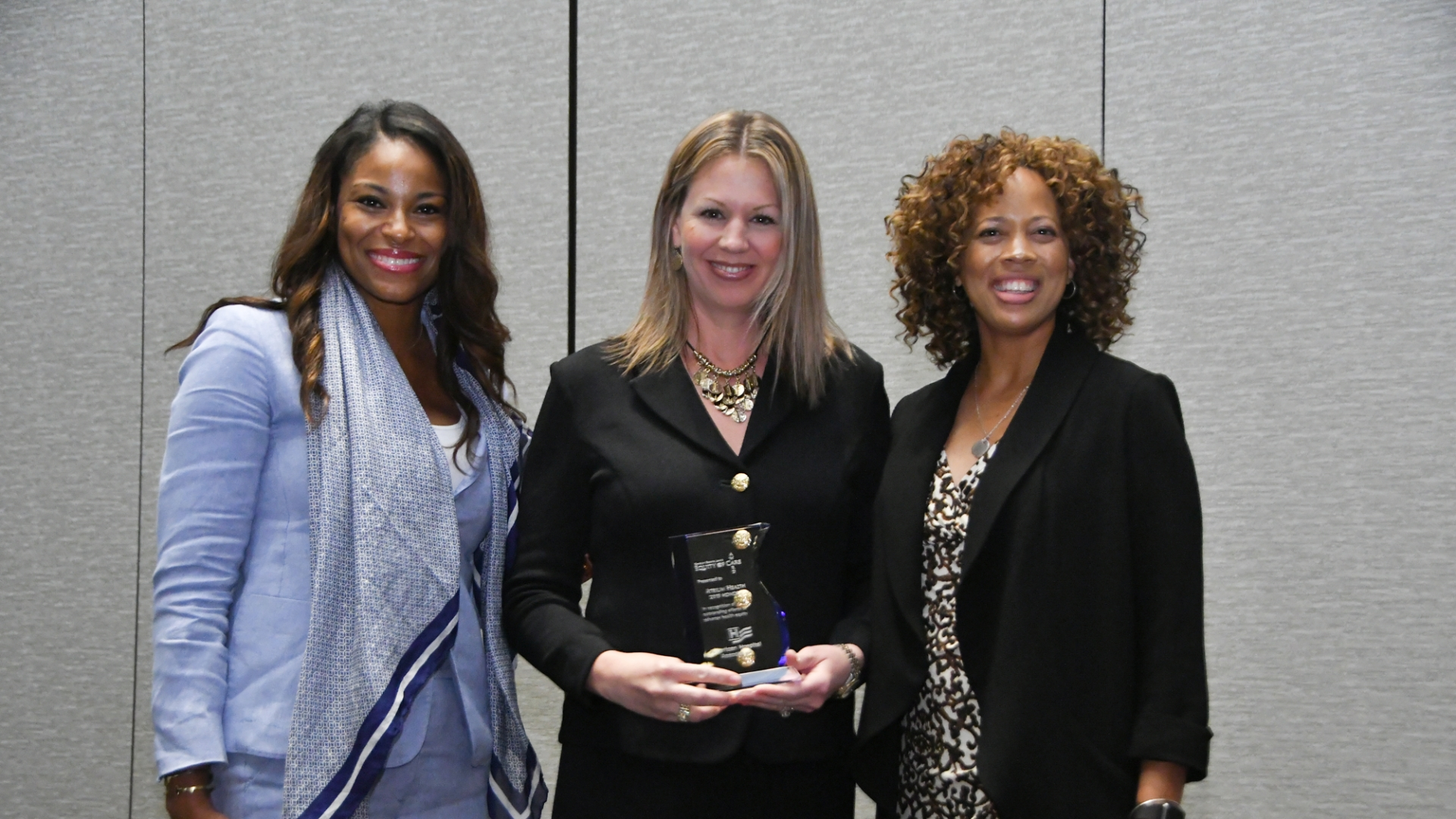 The American Hospital Association (AHA) recently named Atrium Health an honoree for the 2019 Carolyn Boone Lewis Equity of Care Award. The tribute recognizes hospitals and health systems for their efforts to reduce healthcare inequities and advance diversity and inclusion.