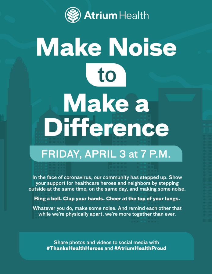 Make Noise to Make a Difference