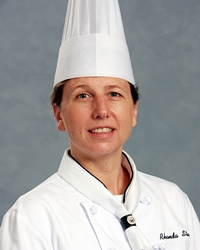 Rhonda Stewart, senior instructor, College of Culinary Arts at Johnson & Wales University's Charlotte campus