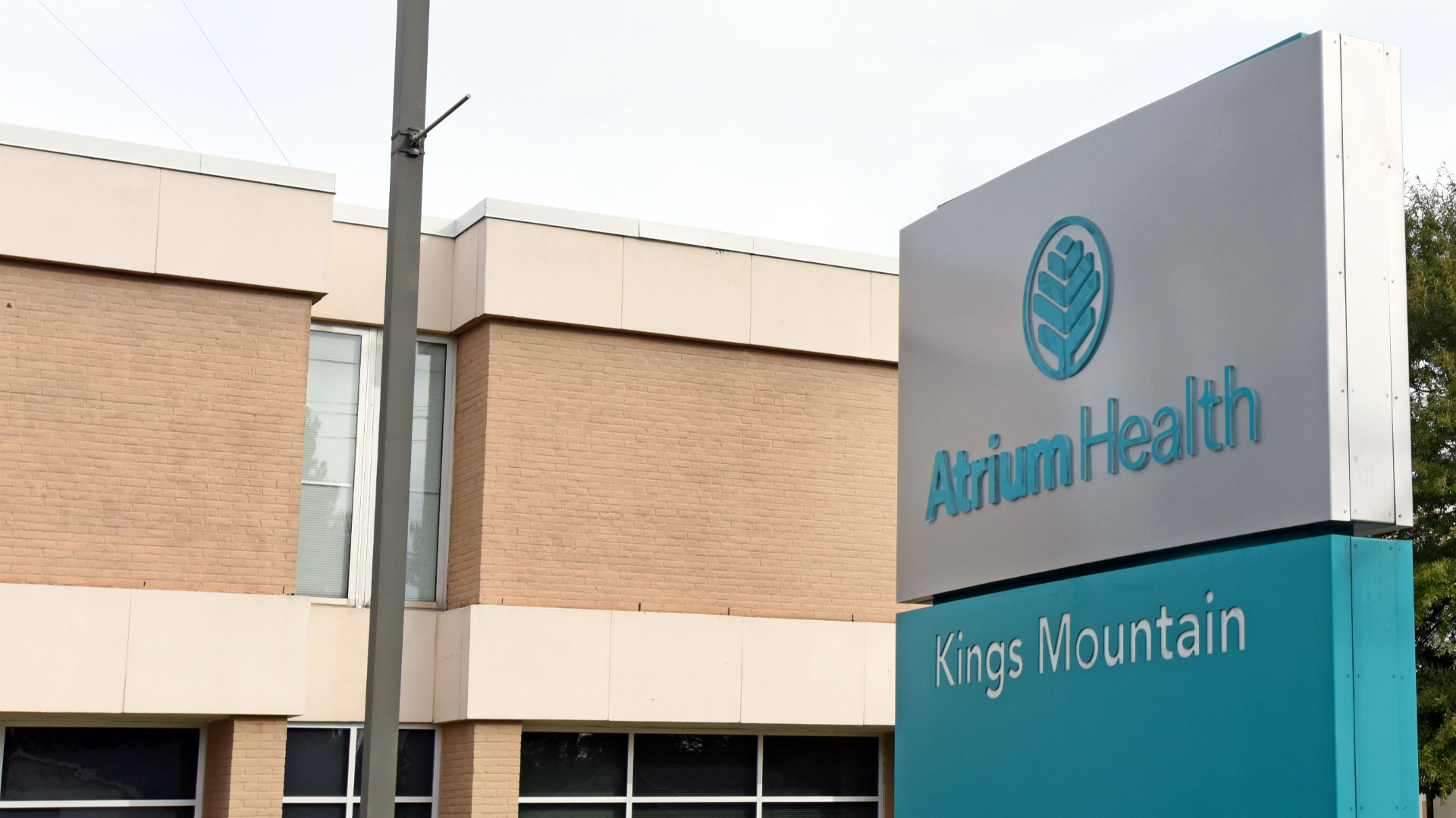 Atrium Health Kings Mountain became the hospital's official name on Nov. 1, 2018.