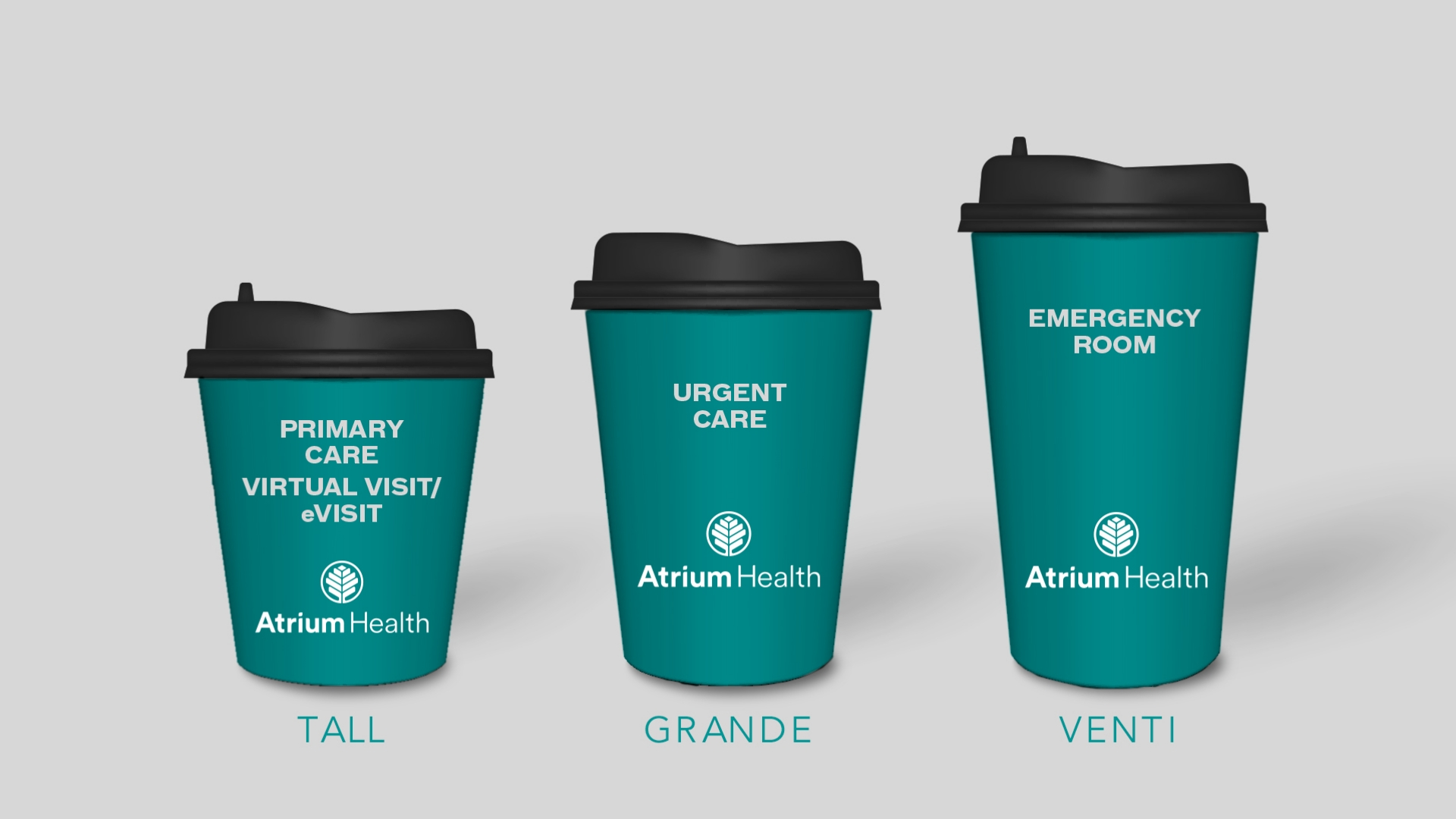 When seeking care, it's important to know where and when to see a doctor. But how do you know where to go when you need care? Luckily, knowing where to go is as easy as ordering your favorite cup of coffee.