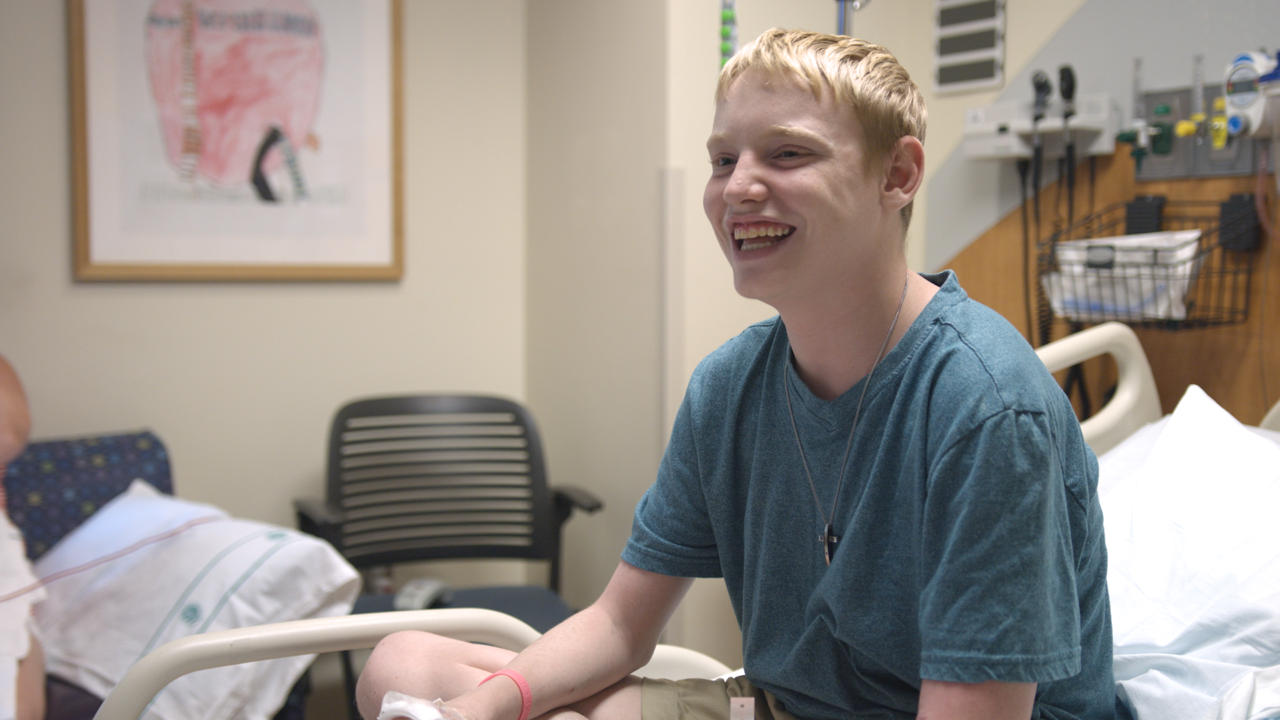 For Bailey Frair and his family, there's much to be thankful for this holiday season. For one, Bailey is home, healthy and finally living the life he has always dreamed of after receiving a rare combined liver and kidney transplant at Levine Children's Hospital earlier this year.
