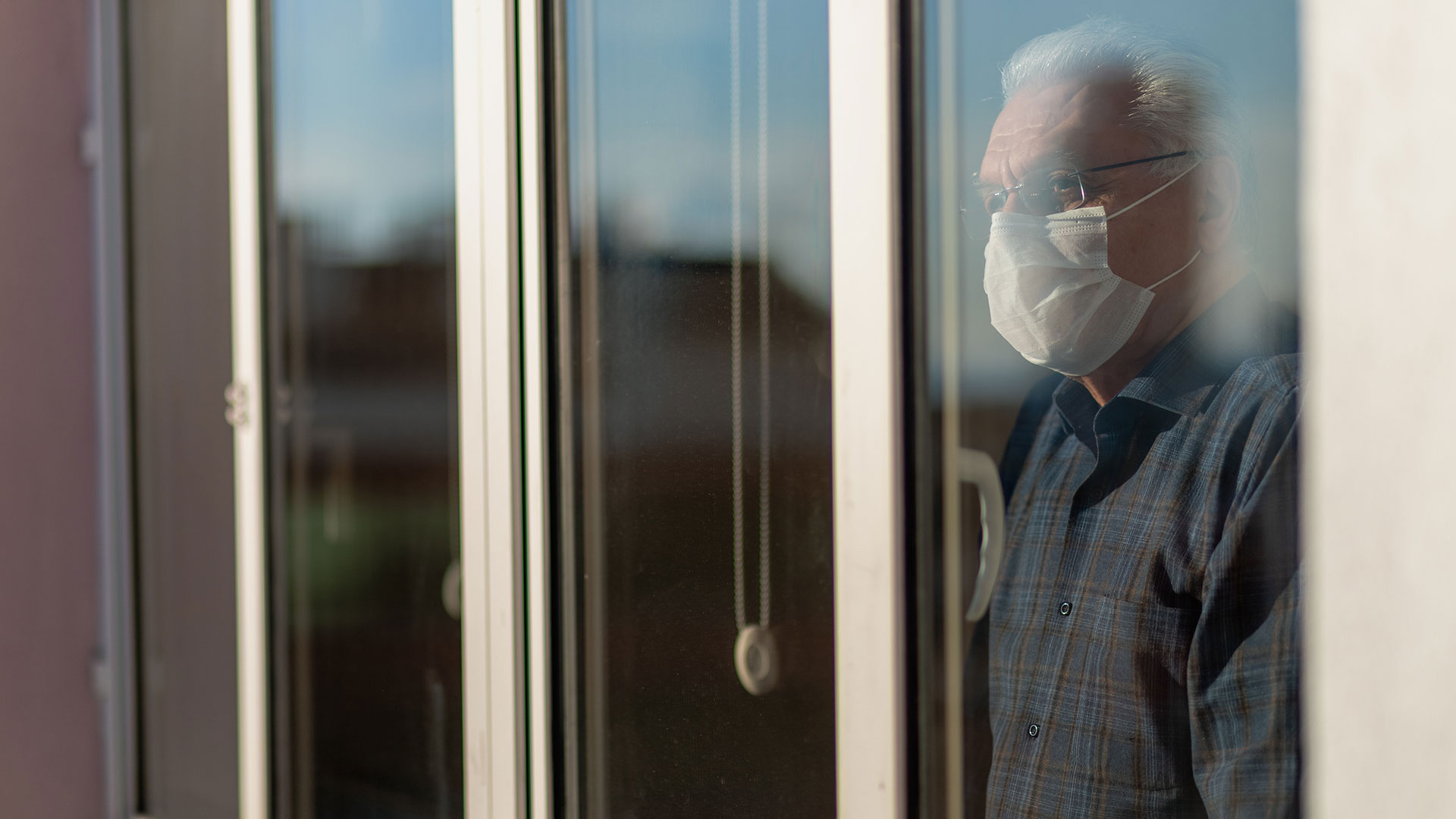 The coronavirus pandemic presents some unique challenges for the senior population. A  geriatrician from Atrium Health explains how caregivers can be there for seniors during this difficult time.