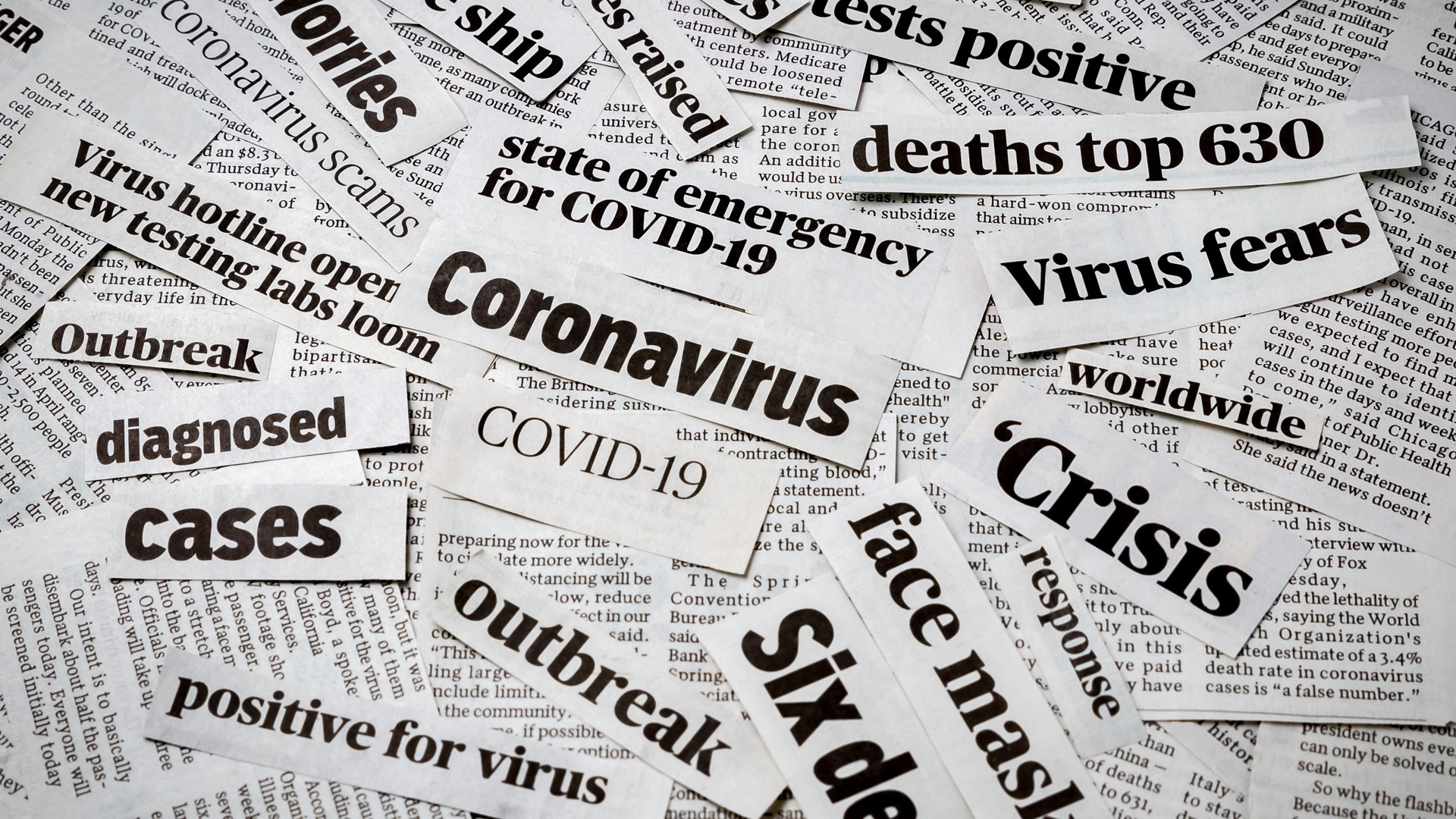 With all the information circulating about coronavirus disease 2019 (COVID-19), it's important we separate myths from reality.