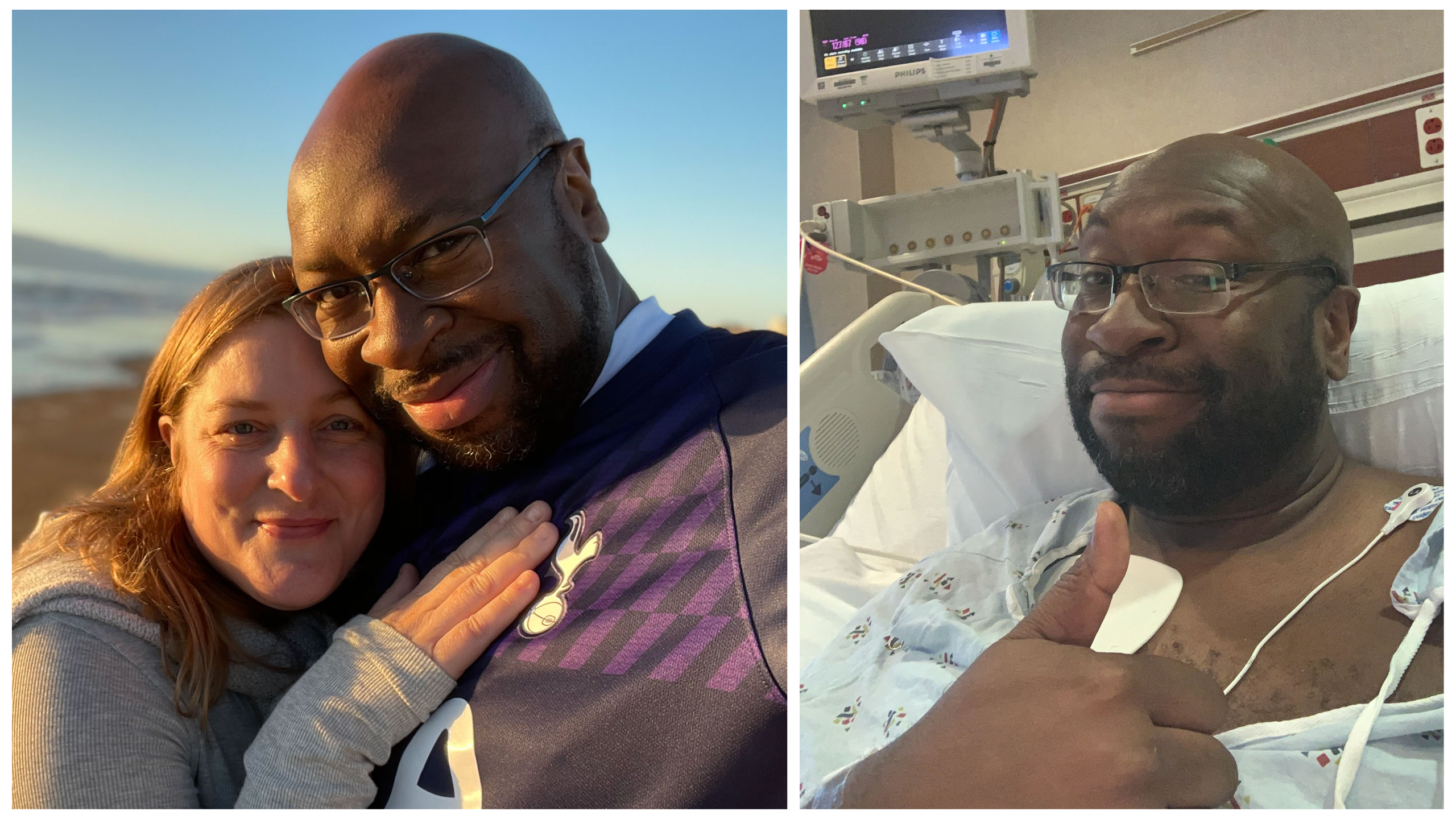 Through a commitment to quick action and cardiac rehabilitation, George restored his heart health to live his happily-ever-after with his new wife.