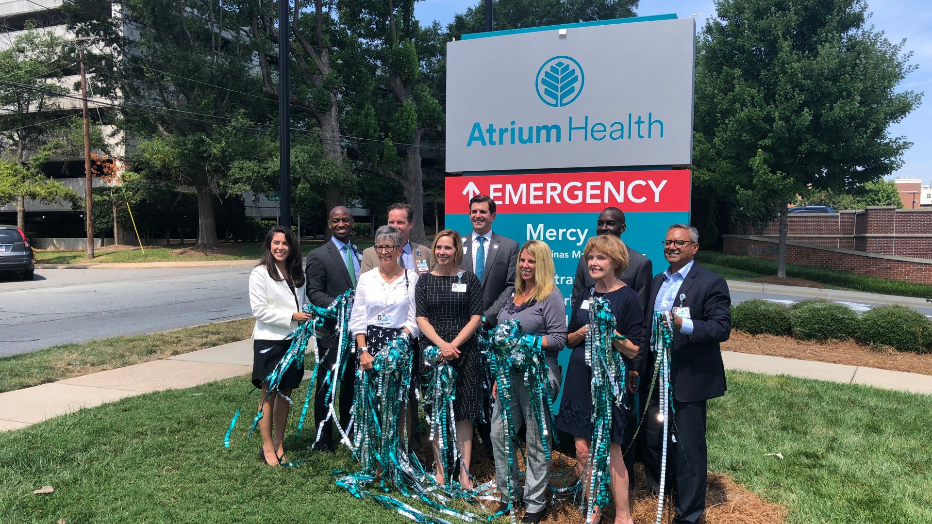 "The name change from ""Carolinas Medical Center-Mercy"" to ""Atrium Health Mercy"" is but the latest in a series of historic milestones dating back more than a century."