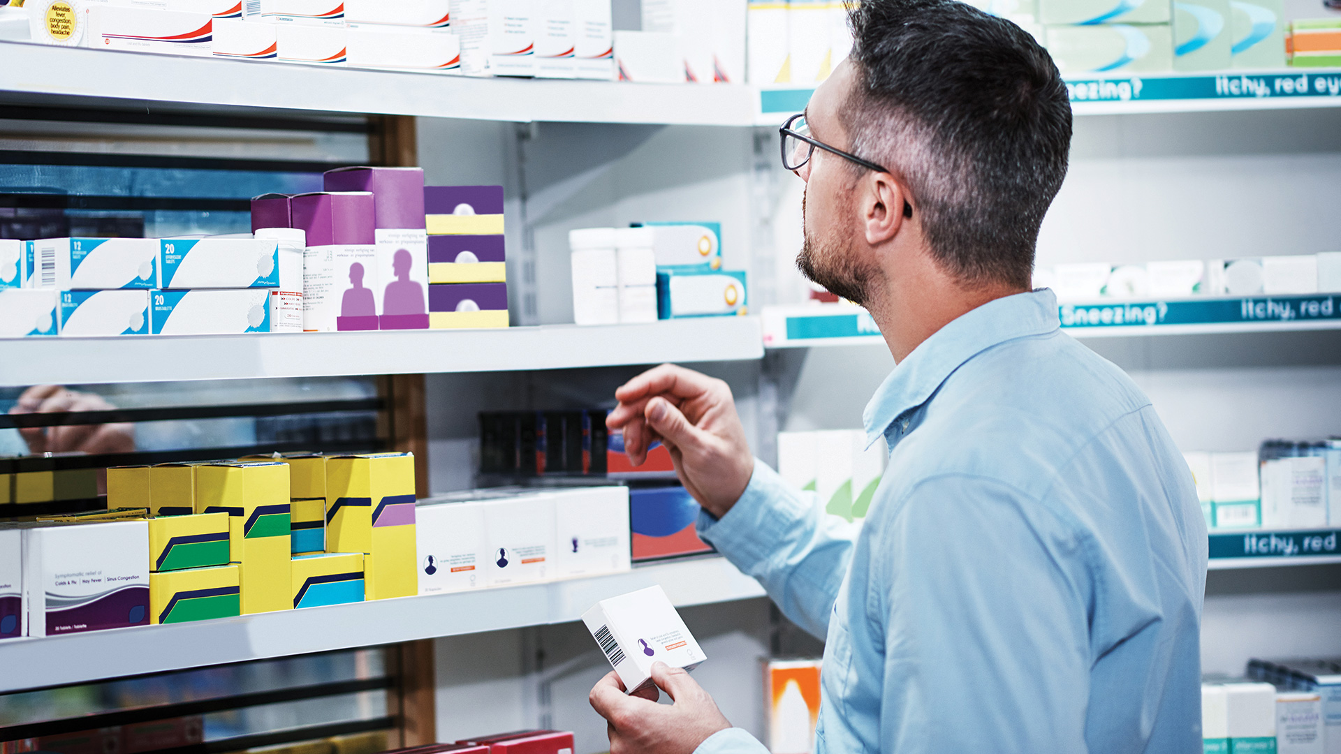 Over-the-counter medications are easy to get your hands on — but this doesn't mean they're always safe.