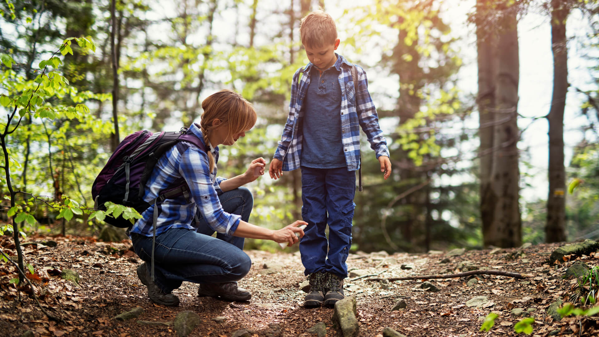 Tickborne illnesses are on the rise. Carmen Teague, MD, specialty medical director in internal medicine with Mecklenburg Medical Group - Uptown, discusses how to protect yourself and your family, while still enjoying your favorite outdoor activities.