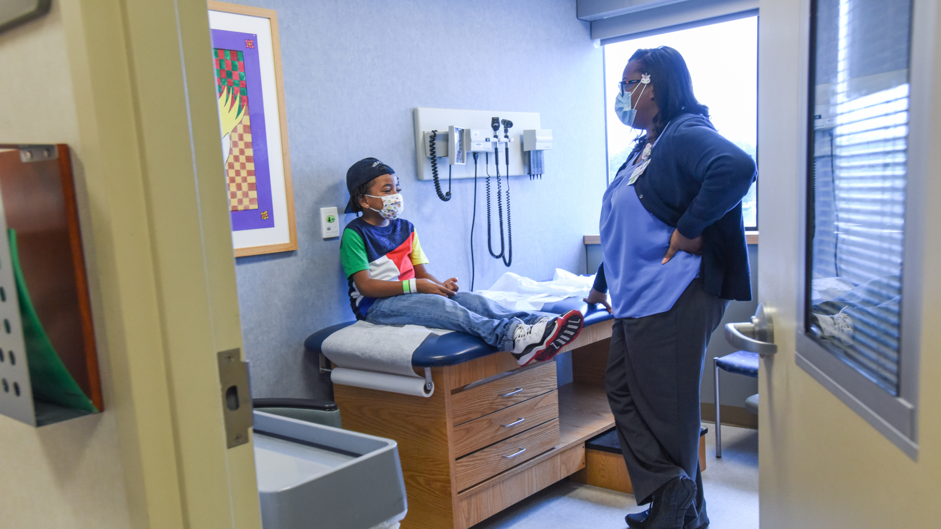 Dr. Kristina Harrell directs the sickle cell program at Levine Children's, leading the way as we take on some of the disease's biggest challenges. From improving access to sickle cell care to studying futuristic cures, here are three ways we're working to help kids with the disease live happier, healthier lives.
