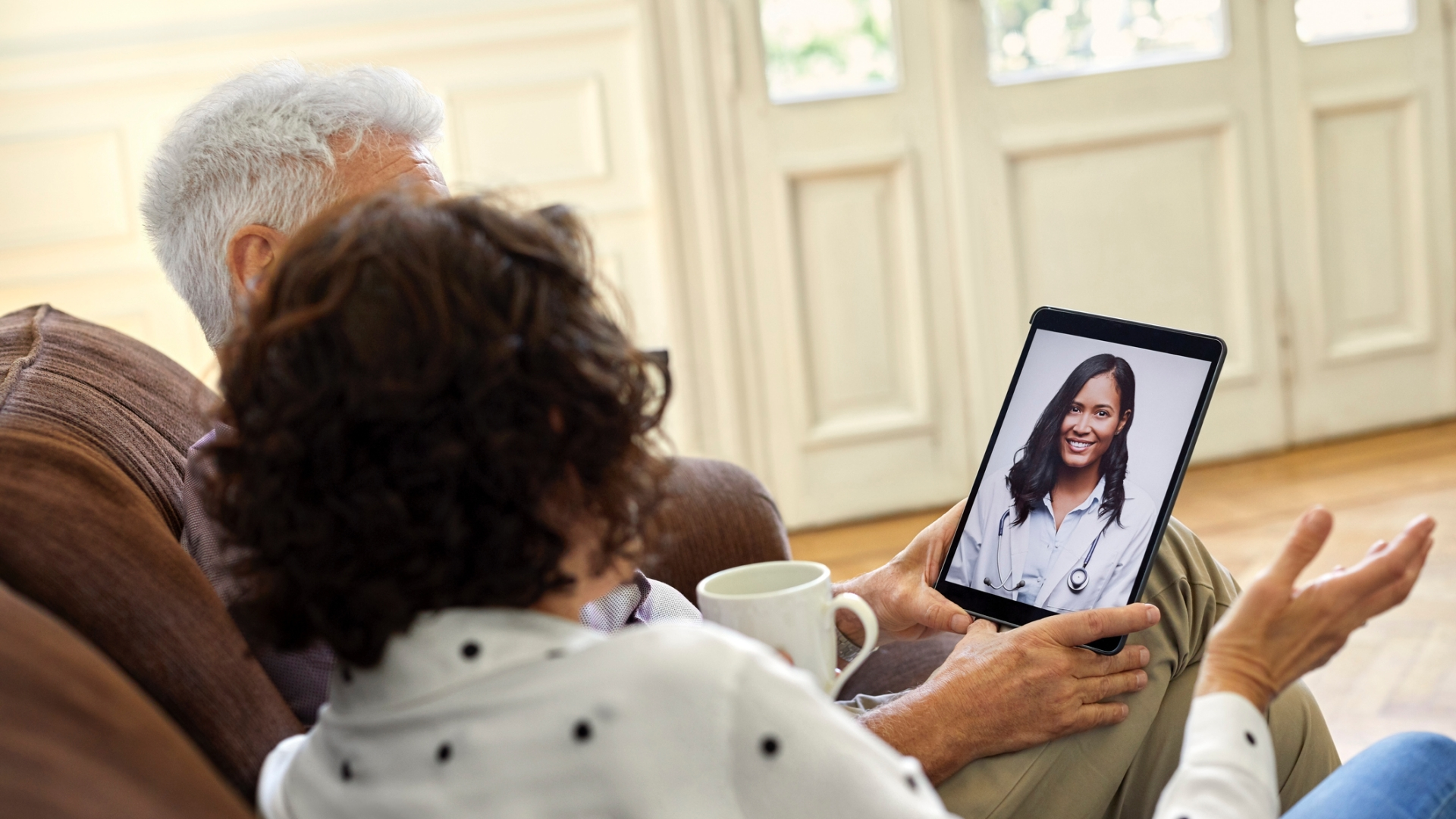 Telemedicine is a safe way to receive access to care during the coronavirus pandemic