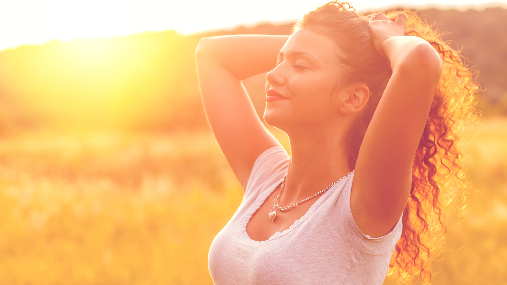Studies show that there may be a correlation between moderate amounts of vitamin D and decreased risk of breast cancer.